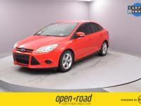 New Price! BLUETOOTH, CLEAN 1 OWNER CARFAX, Focus SE,