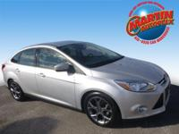 Recent Arrival! This 2014 Ford Focus SE in Silver