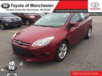 We are excited to offer this 2014 Ford Focus. This Ford