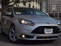 Looking for a family vehicle? This Ford Focus is great