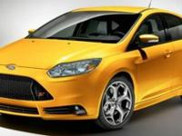 On sale! 2014 Ford Focus offered by Tommie Vaughn Ford
