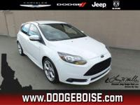 2014 Ford Focus ST 5DR FACTORY WARRANTY ONLY 33KIIHS