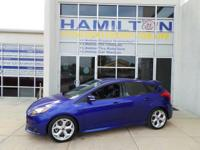 New Arrival! This 2014 Ford Focus ST Includes *Low