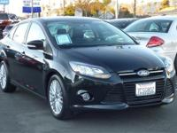 2014 Ford FOCUS TITANIUM 4DR SEDAN TITANIUM Our