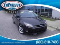 *New Arrival* *LOW MILES* This 2014 Ford Focus Titanium