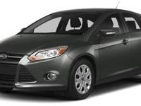 2014 Ford Focus Titanium CARFAX: 1-Owner, Buy Back
