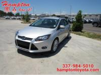 Hampton Toyota is excited to offer this 2014 Ford
