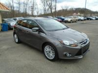 Titanium Package...Hatchback...Heated Leather
