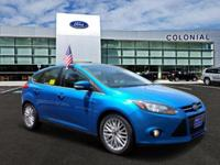 2014 Ford Focus Titanium With Navigation!! Clean CARFAX