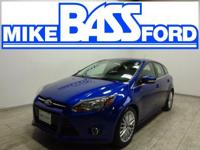 Ford Certified, 6-Speed Automatic with Powershift,