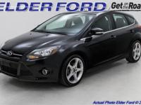 CARFAX One-Owner. 2014 Ford Certified. Focus 4D