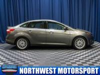 Clean Carfax Sedan with Backup Camera!  Options:  Front