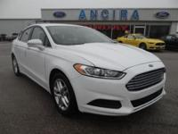 This used Ford Fusion SE is now for sale in Floresville