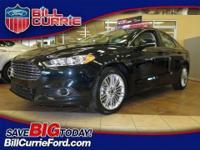 BEST PRICED FUSION SE LUXURY (CPO) **ECOBOOST, LEATHER,