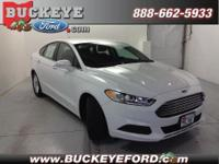 Wow! This Ford Certified Pre-Owned Fusion is Absolutely