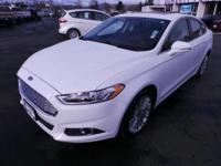 2014 Ford Fusion SE with upgraded 2.0L Ecoboost engine.