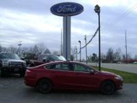 This Fusion is CERTIFIED PRE OWNED!! Giving the 7 year/