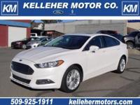 2014 Ford Fusion SE AWD sedan with 2.0L turbocharged