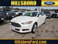 This 2014 Ford Fusion 4dr 4dr Sedan SE FWD Sedan