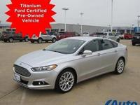 *** FORD CERTIFIED PRE-OWNED VEHICLE. WARRANTY THRU