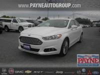 4D Sedan, EcoBoost 2.0L I4 GTDi DOHC Turbocharged VCT,