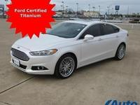 *** FORD CERTIFIED = WARRANTY THRU 100,000 MILES or