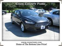 2014 FORD FUSION SEALUM WHEELSPWR MOONROOF At Cook