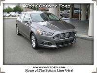 2014 FORD FUSION SE LUXURYHEATED LEATHER SEATSALUM