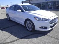 *New Arrival* This 2014 Ford Fusion SE Includes