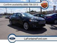 Non Smoker, Clean Carfax, Ford Factory CERTIFIED, SYNC