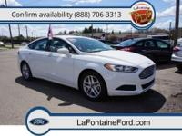 Non Smoker, Clean Carfax, Ford Factory CERTIFIED, and