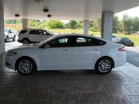 2014 Ford Fusion SE!!! Remainder of factory warranty,