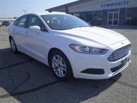New Arrival! This 2014 Ford Fusion SE Includes