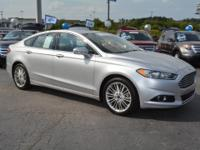 2014 SE FUSION.. **** FORD CERTIFIED PRE- OWNED **** 7