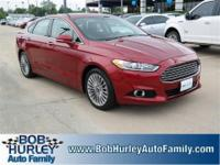 Come see this 2014 Ford Fusion Titanium. It has an