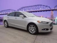 Introducing our exciting 2014 Ford Fusion SE on display