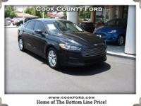 2014 FORD FUSION SEALUM WHEELS At Cook County Ford we