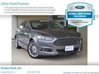 GUARANTEED CREDIT APPROVAL!***FORD CERTIFIED***HEATED