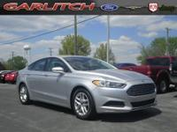 How many times have you seen a 2014 Ford Fusion with