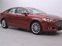 **Midway Certified** 2014 Ford Fusion with a 2.0L 4