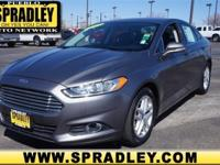 2014 Ford Fusion 4dr Car SE Our Location is: Spradley