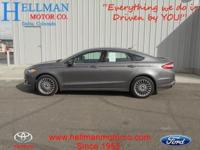 2014 Ford Fusion 4dr Car Titanium Our Location is: