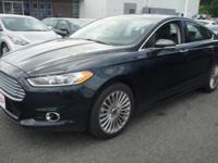 2014 Ford Fusion 4dr Car Titanium w/Backup Camera Our