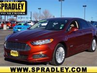 2014 Ford Fusion Energi 4dr Car SE Luxury Our Location