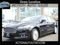 2014 Ford Fusion Energi -Clean Title -1 Previous Owner