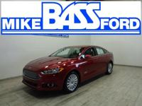 Ford Certified, I4 Hybrid, E-CVT Automatic, Ruby Red