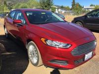 2014 Ford Fusion Hybrid S. 2.0L I4 Atkinson-Cycle