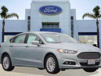 Options:  2014 Ford Fusion Se Hybrid|Green/|V4 2.0 L