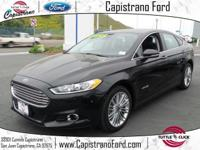 PREMIUM & KEY FEATURES ON THIS 2014 Ford Fusion