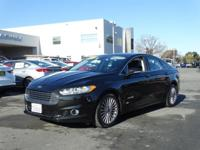 ***WOW 44+MPG! FLAWLESS AND LOADED FORD FUSION HYBRID